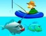 เกมส์ตกปลาทะเลFishing Trips