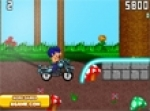 เกมส์มอเตอร์ไซค์วิบาก16 Bit Bike