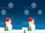 เกมส์จับผิดภาพมนุษย์หิมะSnowballs