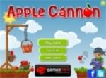 เกมส์ยิงปืนใหญ่แอปเปิ้ล