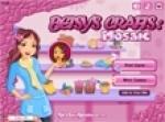 เกมส์ระบายสีBetsys Crafts