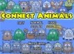 เกมส์จับคู่Connect Animals