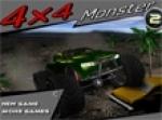 เกมส์รถวิบาก4x4 Monster 2