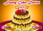 เกมส์แต่งเค้กFunny Cake decor