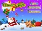 เกมส์ซานต้าเก็บของขวัญ