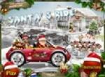 เกมส์ซานต้่าขับรถส่งของขวัญ