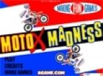 เกมส์มอเตอร์ไซค์ผาดโผน Moto X Madness 2