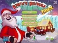 เกมส์ซานต้าขับรถส่งของขวัญ
