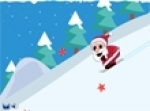 เกมส์ซานต้าเล่นสกี