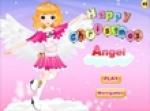 เกมส์แต่งตัวHappy Christmas Angel