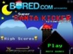 เกมส์Super Santa Kicker