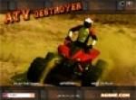 เกมส์ATV Destroyer