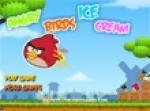 เกมส์ANGRY BIRDS ICE CREAM