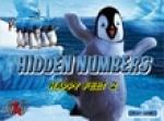 เกมส์หาตัวเลขHappy Feet 2