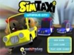 เกมส์ขับรถแท็กซี่ SIM TAXI