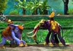 เกมส์ก้านกล้วยต่อสู้2คน