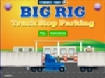เกมส์จอดรถบรรทุก Big Rig