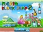 เกมส์Mario Block Jump2