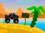 เกมส์แข่งรถวิบาก Mini Monster