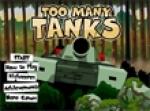 เกมส์รถถังToo Many Tanks