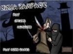เกมส์นินจา Ninja Rampage