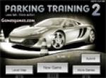 เกมส์จอดรถ Parking Training2