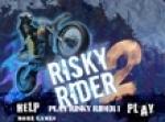 เกมส์แข่งรถมอเตอร์ไซค์วิบาก Risky Rider 2