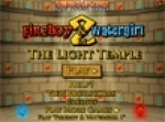 เกมส์Fireboy And Watergirl 2