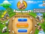 เกมส์ทําฟาร์ม Farm Frenzy
