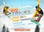 เกมส์Big Snow Tricks