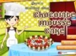 เกมส์ทำเค้กช็อคโกแลต