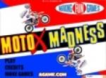 เกมส์มอเตอร์ไซค์ผาดโผน Moto X Madness
