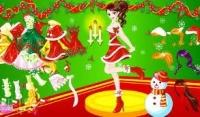 เกมส์แต่งตัวเที่ยวงานคริสต์มาส