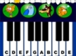 เกมส์เปียโนสัตว์