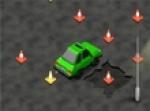 เกมส์ขับรถชนกรวย