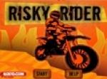 เกมส์มอเตอร์ไซค์ผาดโผน Risky Rider