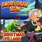 เกมส์Angry gran run christmas village เกมส์คุณยายจอมโหดวิ่งเก็บเหรียญ
