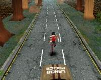 เกมส์วิ่งหนีรถตํารวจ Sunami Runner 3D