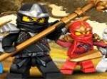 เกมส์นินจาโกต่อสู้ Ninjago Spinjitzu Snakedown