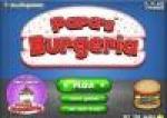 เกมส์ทําอาหาร papa's burgeria
