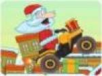 เกมส์ซานต้าขับรถวิบาก Santa Bike Ride