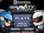 เกมส์วิ่งต้านแรงโน้มถ่วง Gravity Guy