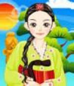 เกมส์แต่งตัวเจ้าหญิงเกาหลี