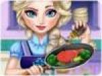 เกมส์เจ้าหญิงเอลซ่าทำอาหารเหมือนจริง Elsa Real Cooking Game
