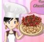 เกมส์ทำอาหารกับซาร่า ตอน ทำเค้กช็อกโกแลต
