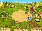 เกมส์ปลูกผักในฟาร์ม