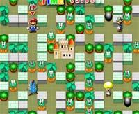 เกมส์Super Mario Bomb