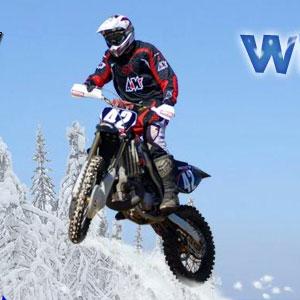 เกมส์มอเตอร์ไซต์ตะลุยหิมะ Winter Rider