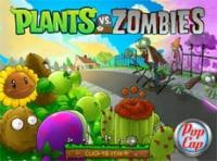 เกมส์พืชปะทะซอมบี้ Plants VS Zombies