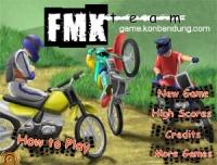 เกมส์มอเตอร์ไซค์วิบาก FMX Team